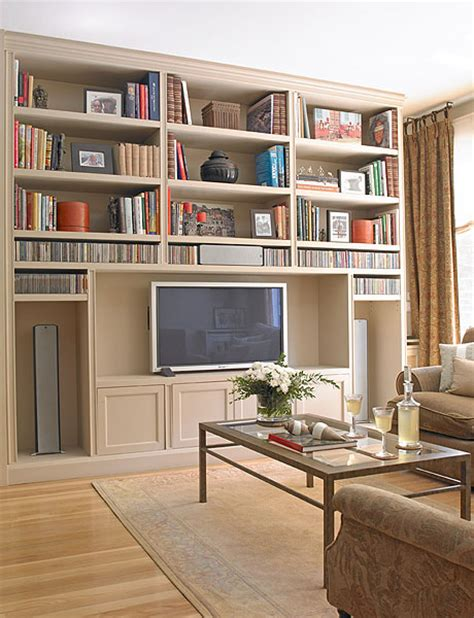 living room library picture of home library in a living room