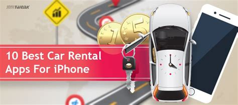 Car Apps For An Iphone by 10 Best Car Rental Apps For Iphone