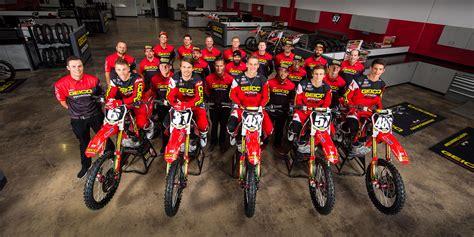 Team Honda team geico honda