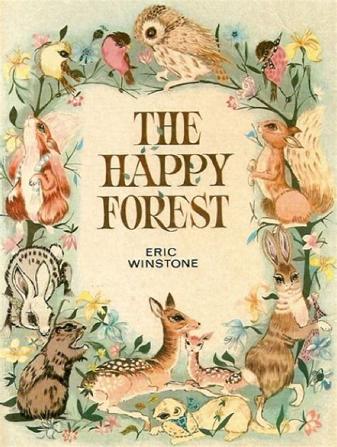 animal picture book awesome vintage forest animal children s book illustration
