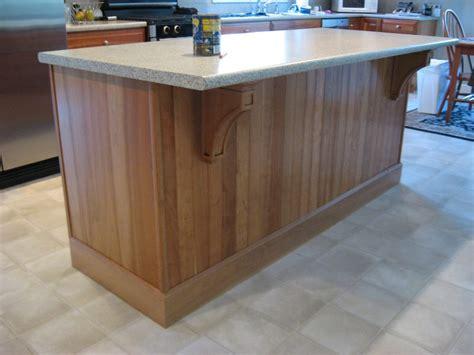 kitchen island corbels cherry mission corbels accent kitchen island osborne wood