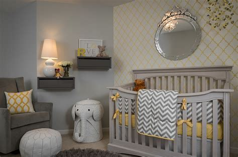 baby nursery decor 21 gorgeous gray nursery ideas