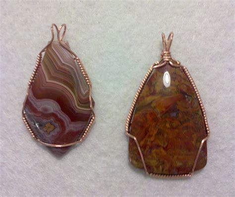 stones to make jewelry wire wrapped stones jewelry