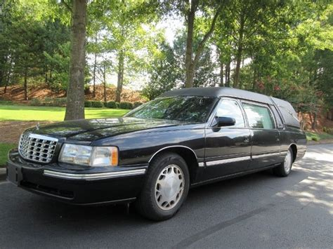 1999 Cadillac For Sale by 1999 Cadillac Hearse For Sale