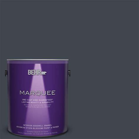behr paint color eggshell behr marquee 1 gal ppu25 23 winter way eggshell enamel