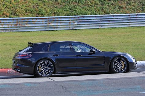 Porsche Panamera Station Wagon by 2018 Porsche Panamera Sport Turismo Wagon Spotted With
