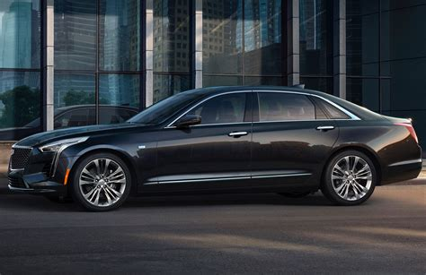 Cadillac V8 by 2019 Cadillac Ct6 V Sport Debuts With V8 Gm Authority