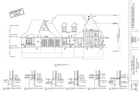 stonewood llc house plans stonewood llc house plans house design ideas