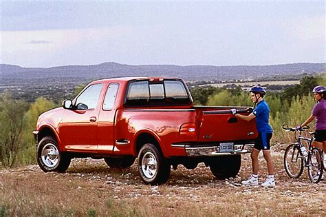 1997 Ford F150 Specs by 1997 04 Ford F 150 Consumer Guide Auto