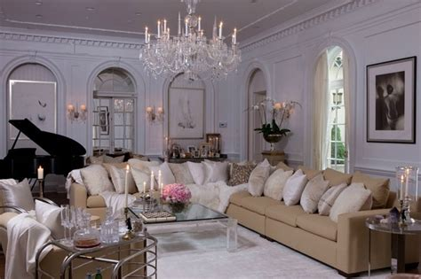 glamorous homes interiors glamorous new york apartment by designer ally coulter