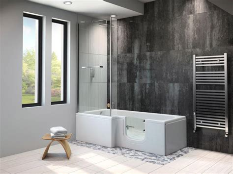 walk in baths with shower the larimar walk in bath essential bathing