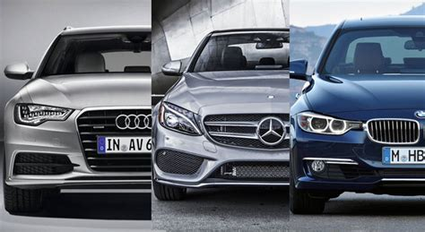 Mercedes Vs Bmw Vs Audi by Bmw Vs Audi Vs Mercedes Reliability