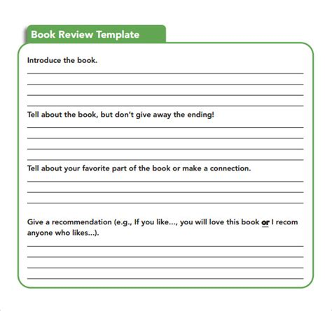 book review pictures sle book review template 10 free documents in pdf word