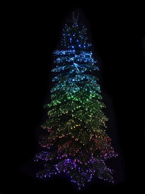 static tree lights dynamic starry static light fibre optic tree 1