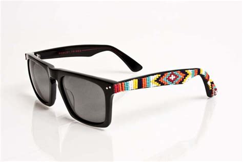beaded sunglasses mosley tribes lyndel beaded sunglasses hypebeast