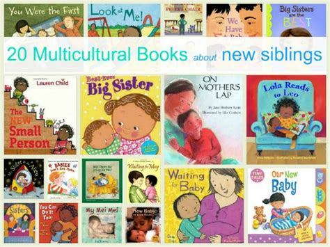 multicultural picture books 20 multicultural picture books about new siblings
