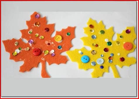 fall arts and crafts for fall crafts for toddlers age 1 project edu hash