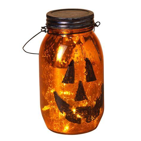 battery operated pumpkins jar pumpkin light battery operated