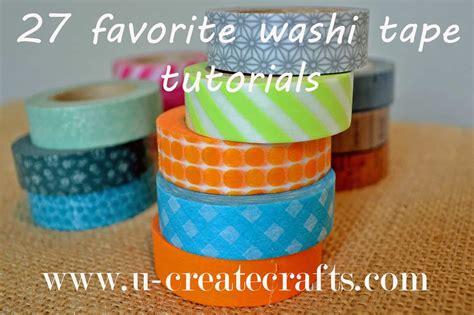 washi craft projects washi crafts