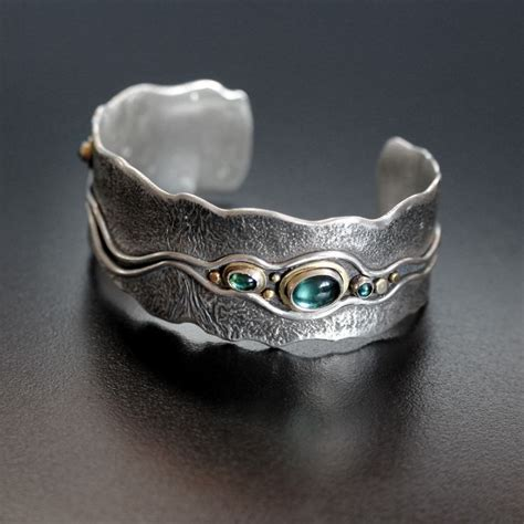 metal cuffs for jewelry 152 best images about jewelry bezel settings on