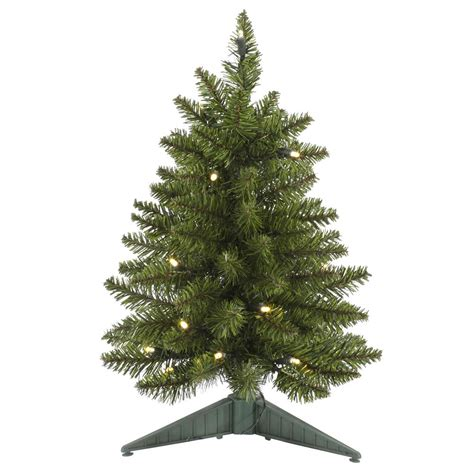 tree battery operated 18 inch led battery operated pine tree g140518led