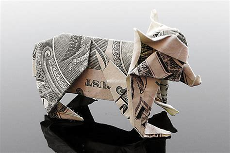 5 dollar origami craig folds five dollar origami thecoolist the modern