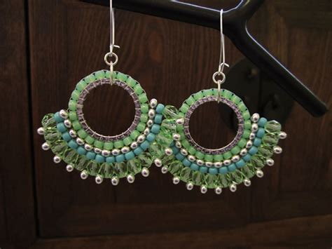 free earring patterns seed 15 diy seed bead earring patterns guide patterns