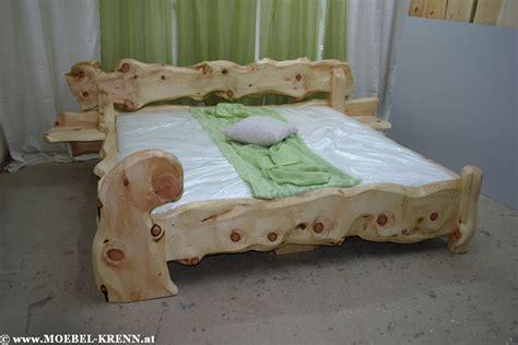 badezimmermöbel derby zirbenholzbett rustikal m 214 bel krenn