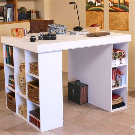 craft project table versatile work center with work surface