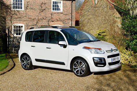 Citroen C3 Picasso by Citroen C3 Picasso 2009 Car Review Honest