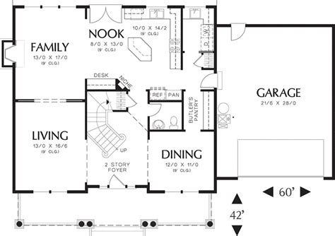 2500 sq ft floor plans farmhouse style house plan 4 beds 2 50 baths 2500 sq ft