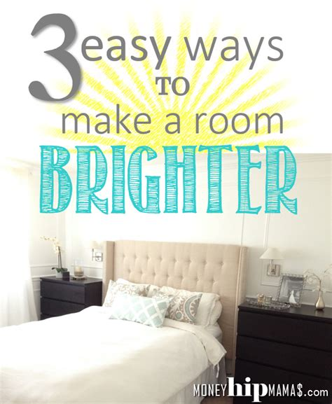 paint colors to make a room look brighter money hip mamas october 2013