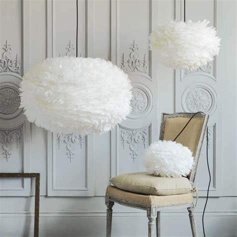 white feather lights white feather shades feather lighting vita eos g g uk