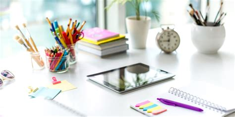20 or useful things to keep on your desk