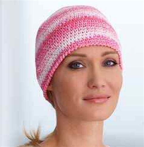 knitted chemo cap patterns free easy crochet patterns for beginners to get started with