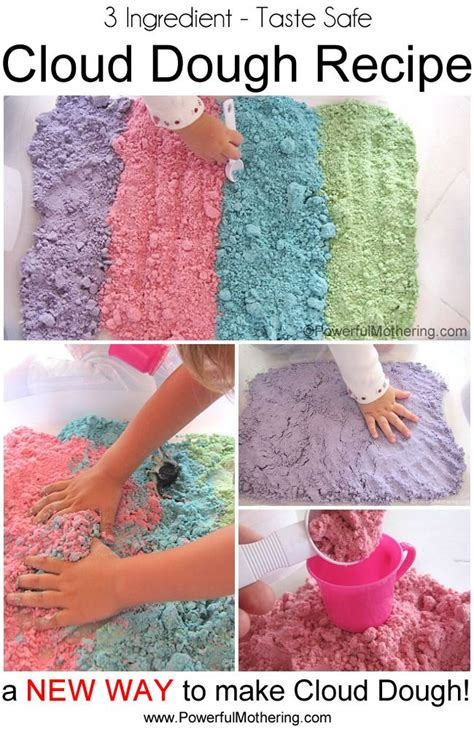 flour crafts for indoor activities for the idea room
