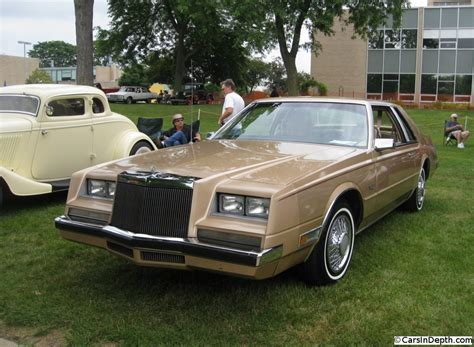 Imperial Chrysler by The Last Emperor 1983 Chrysler Imperial The About
