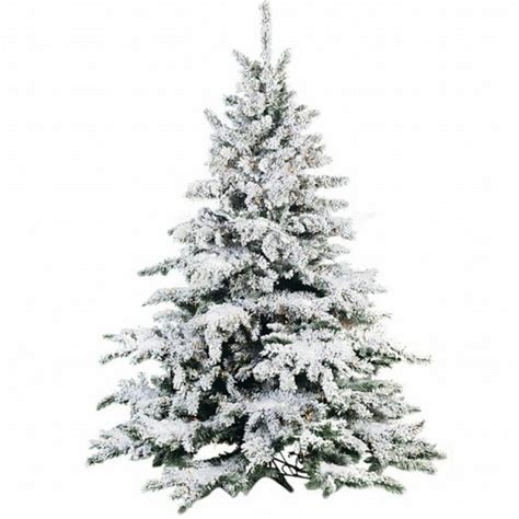 artificial trees with snow pictures reference