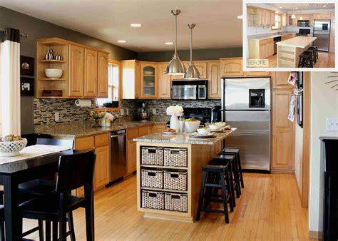 paint color for kitchen with maple cabinets remarkable kitchen cabinet paint colors combinations