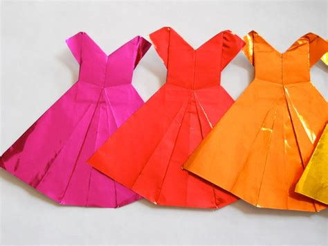 paper origami dress 35 best images about inspiration baby shower on