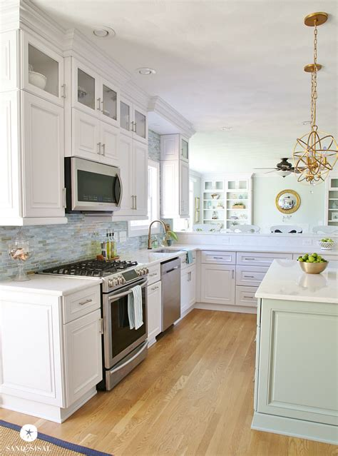 kitchen designers coast coastal kitchen makeover the reveal