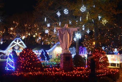 la salette lights attleboro s lasalette shrine opens new season of lights