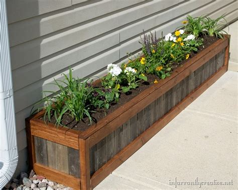 pallet planter boxes planter boxes made from wooden pallets planter boxes
