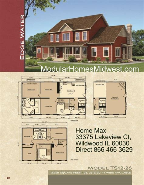 two story modular floor plans modular home pricing and plans 171 unique house plans