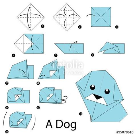 origami step by step best 25 origami step by step ideas on