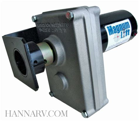 12 Volt Electric Motor Repair by Magnum Lift Legb 2 12 Volt Dc Electric Motor Gearbox For 2