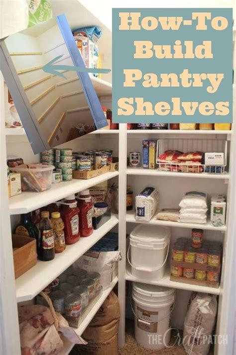 kitchen closet pantry ideas best 25 pantry shelving ideas on pantry ideas