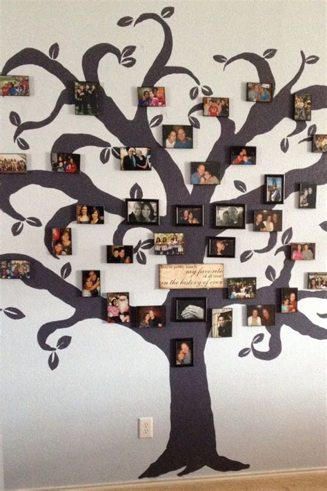 display tree 17 best images about family tree displays on