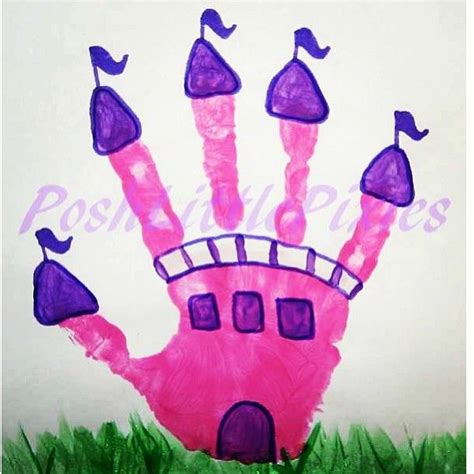 castle crafts for 25 best ideas about princess crafts on