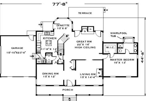 sweet home 3d house plans sweet house plans 171 home plans home design